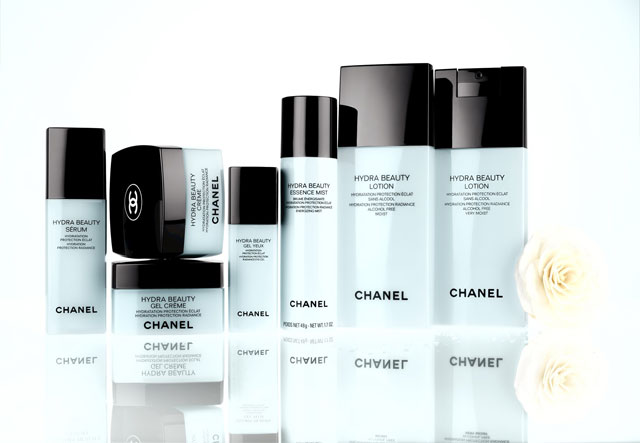chanel hydra beauty gel creme review