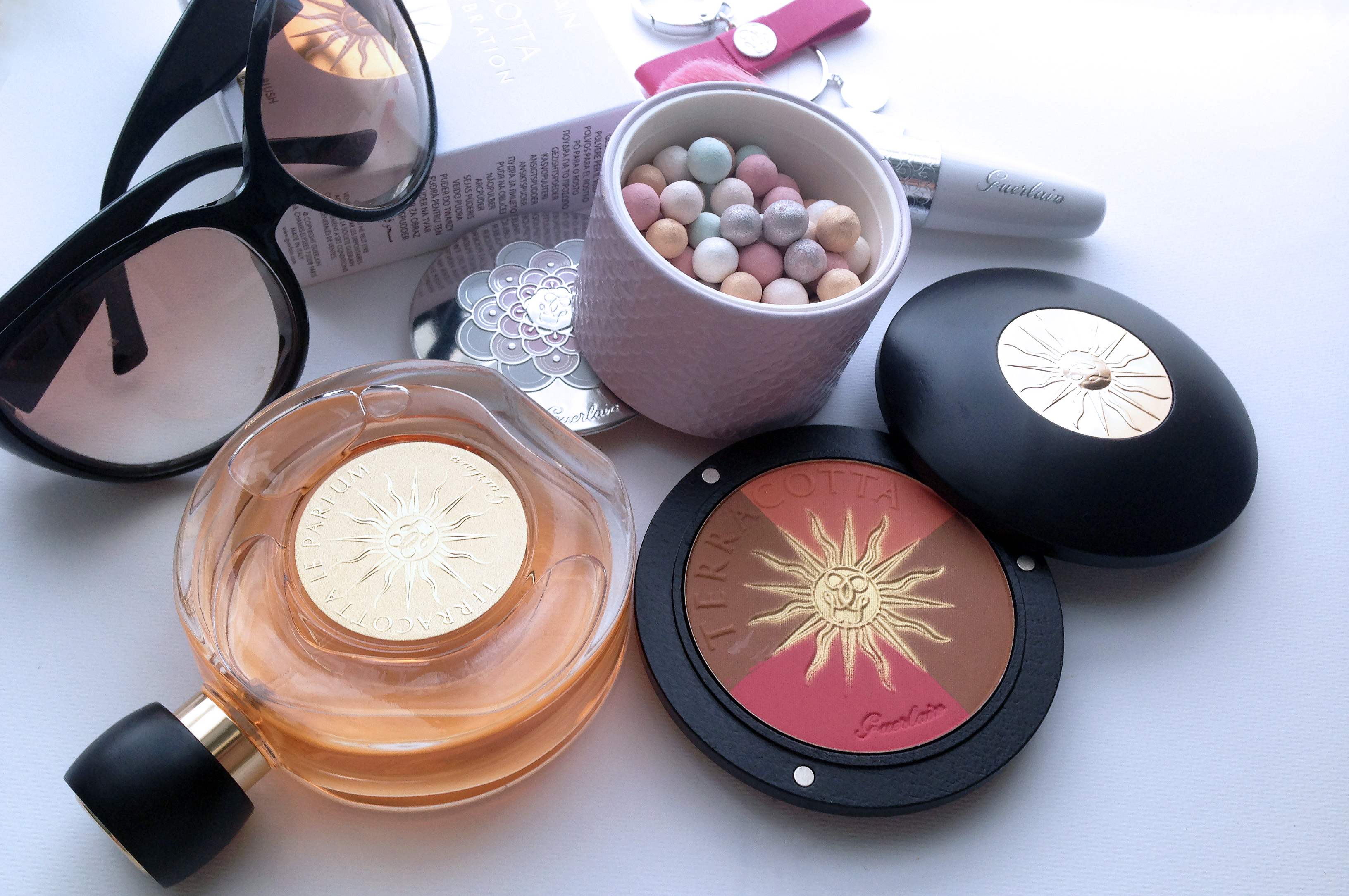 Guerlain Summer 2014 Terracotta Sun Celebration Powder, Le ...