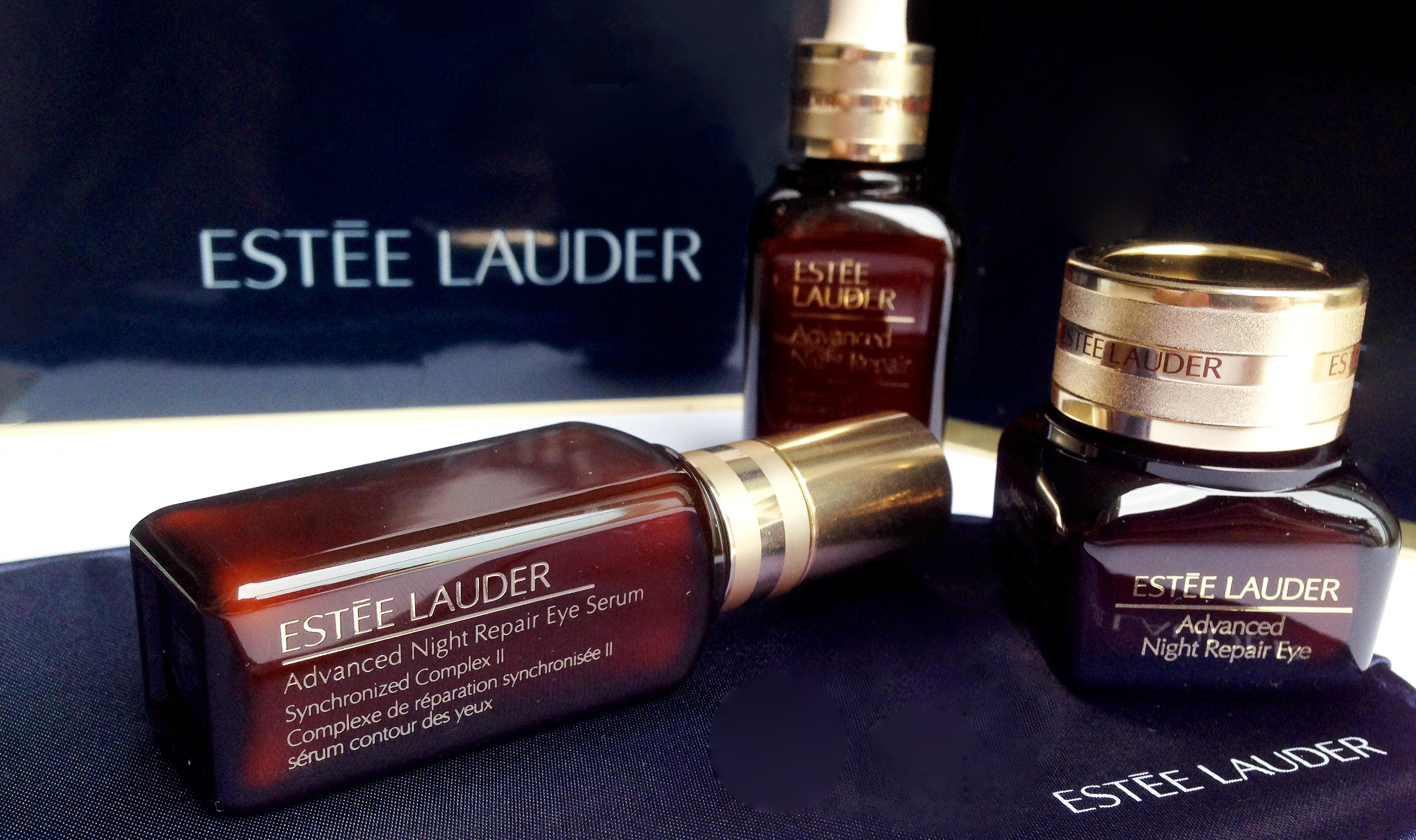 Estee Lauder New Advanced Night Repair Eye & GIVEAWAY!! - Silverkis' World