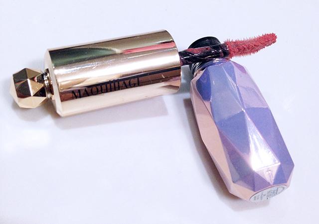 Shiseido Maquillage FW2014 Essence Glamorous Rouge NEO