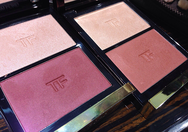 Tom Ford Beauty FW2014 Contouring Cheek Duo