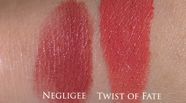 Tom Ford Beauty FW2014 Lip Color swatches