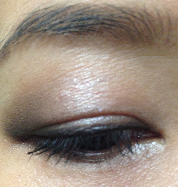 Tom Ford Beauty FW2014 Nude Dip Eye Color Quad EOTD