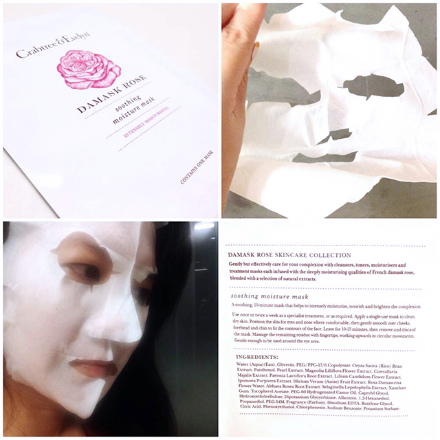 Crabtree & Evelyn Damask Rose mask resized