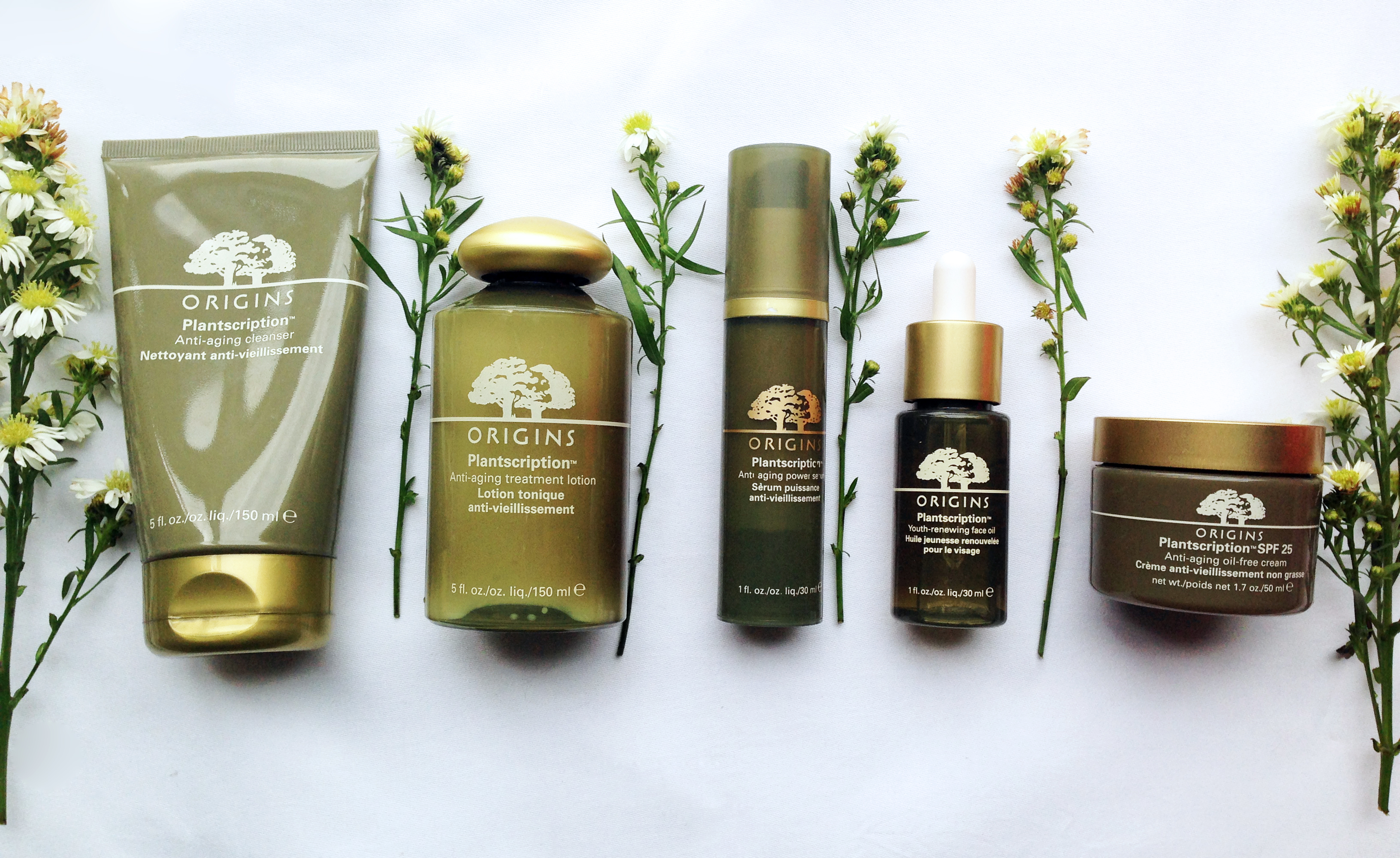 Revisiting The New Origins Plantscription Anti Aging Skincare Collection