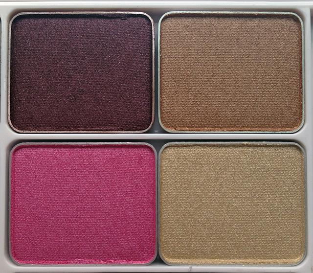 Shu Uemura x Karl Lagerfeld Holiday 2014 Shupette Has-It-All Palette right quad
