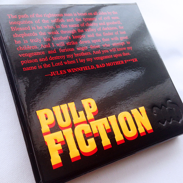 Urban Decay Pulp Fiction cover