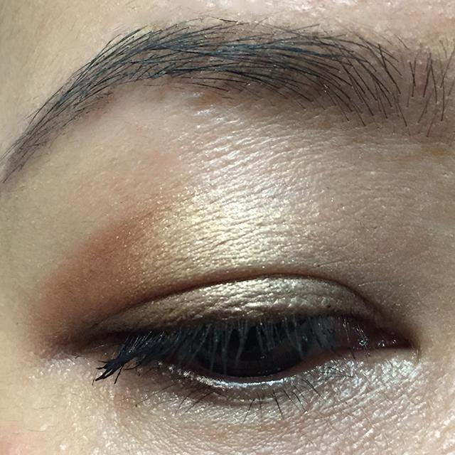 Guerlain Holiday 2014 Petrouchka eyeshadow EOTD
