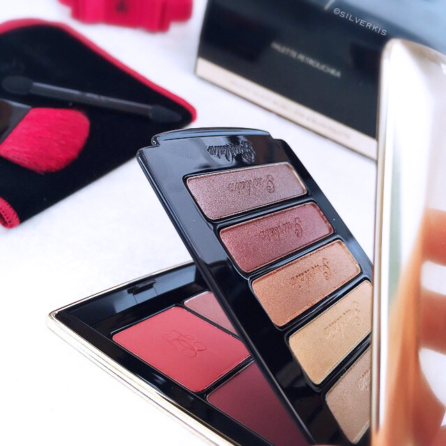 Guerlain Holiday 2014 Petrouchka palette for eyes and cheeks