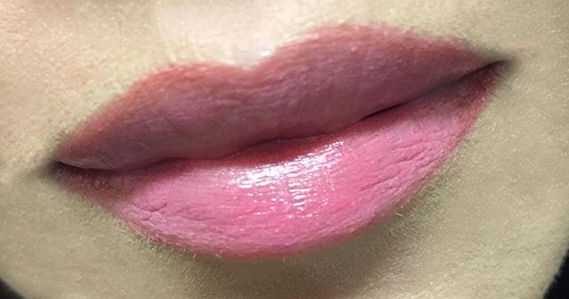 Surratt Lipslique Pom Pon lip swatch