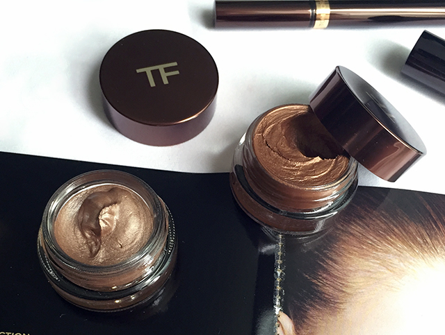 Tom Ford Cream Color for Eyes Platinum Spice