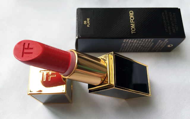 Tom Ford Lip Color Matte in Flame
