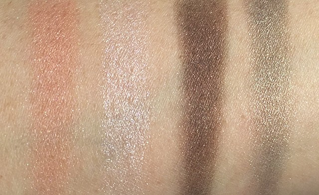 Chanel Les 4 ombres Tisse Fantaisie swatches
