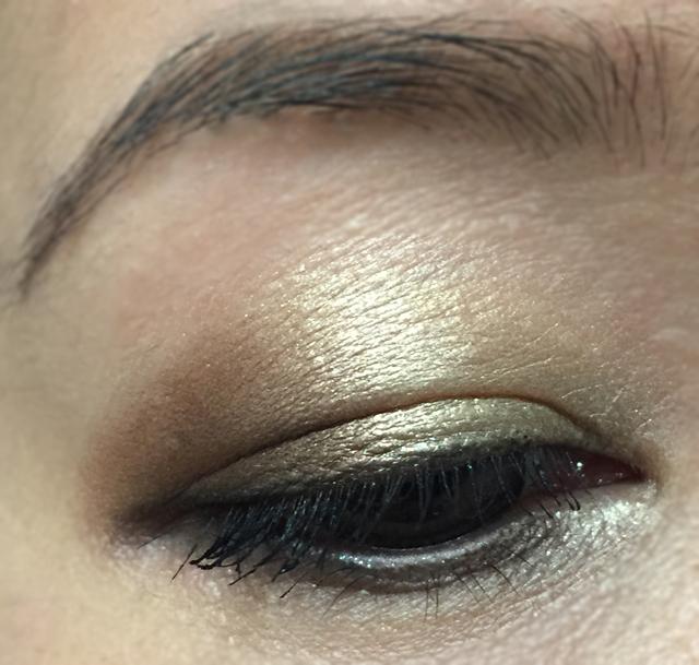 Chanel Reve D'Orient Quadra Eyeshadow Palette EOTD