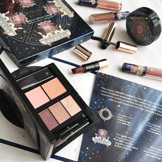 Cle de Peau Beaute Celeste Makeup Coffret