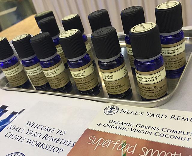 Essential Oils - Neals Yard Remedies