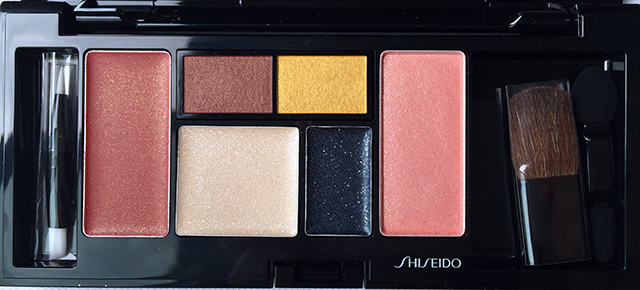 Shiseido Sparkling Party Palette for Holiday 2014