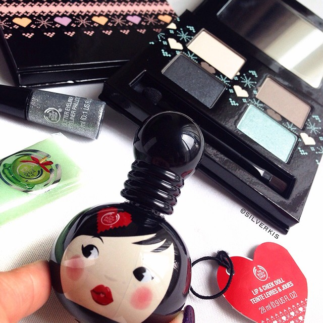 The Body Shop Lip & Cheek Doll