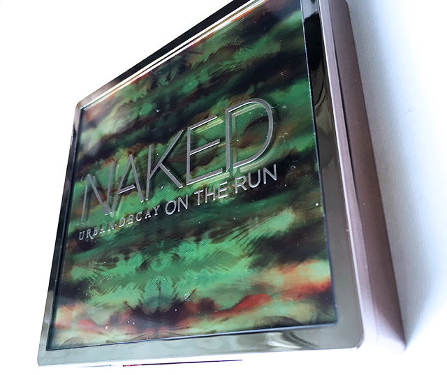 Urban Decay Naked On The Run packaging