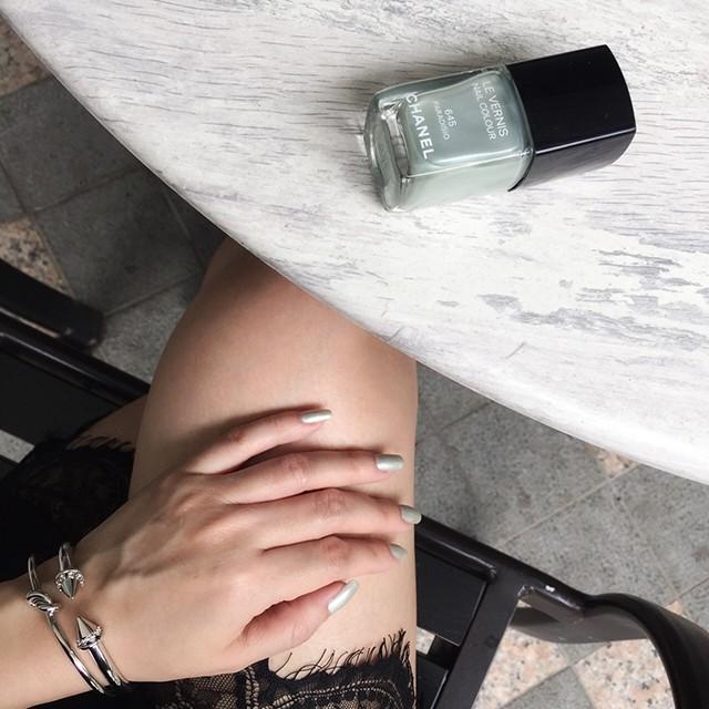 Chanel Le Vernis Paradisio NOTD