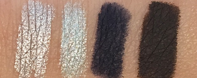 Diorshow Kohl swatches
