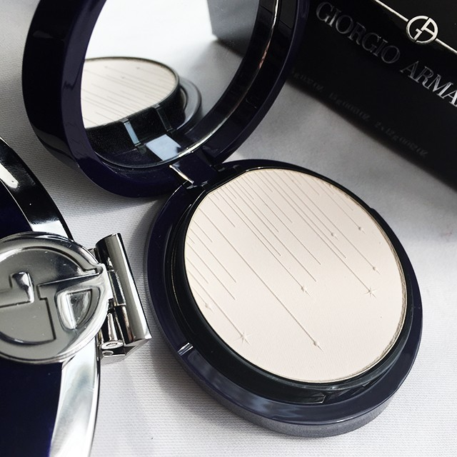 Giorgio Armani Orient Excess Palette illuminating powder