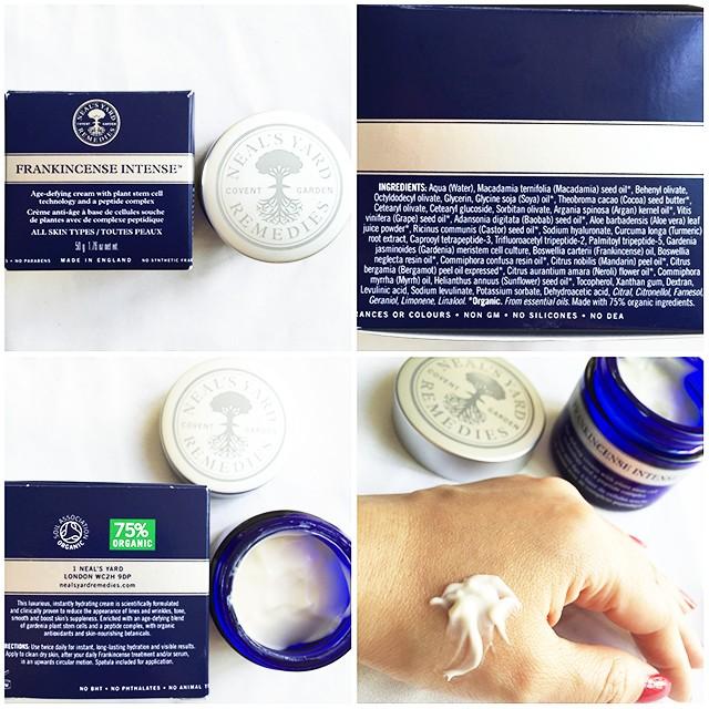 Neals Yard Remedies Frankincense Intense Cream
