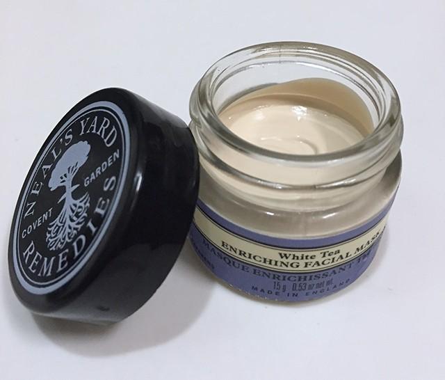Neals Yard Remedies White Tea Enriching Facial Mask