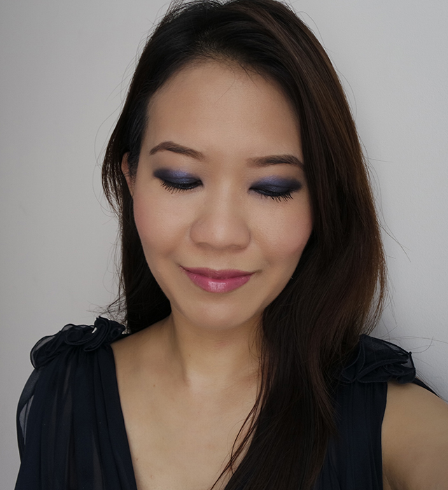 Tom Ford Eye Color Duo Crushed Indigo LOTD