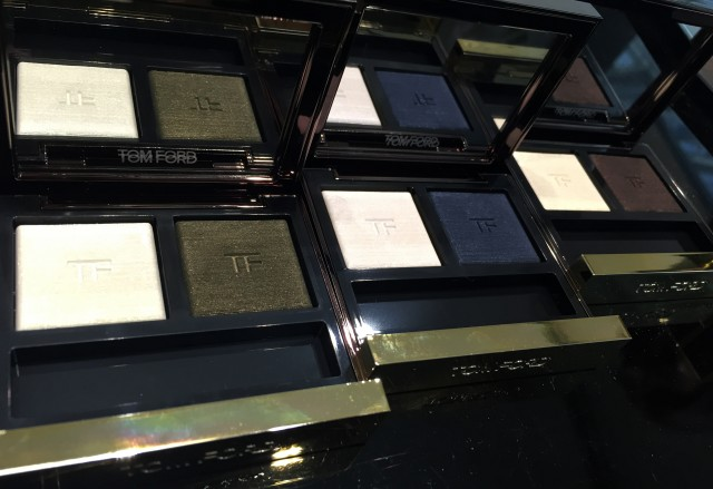 Tom Ford Eye Color Duos for Spring 2015