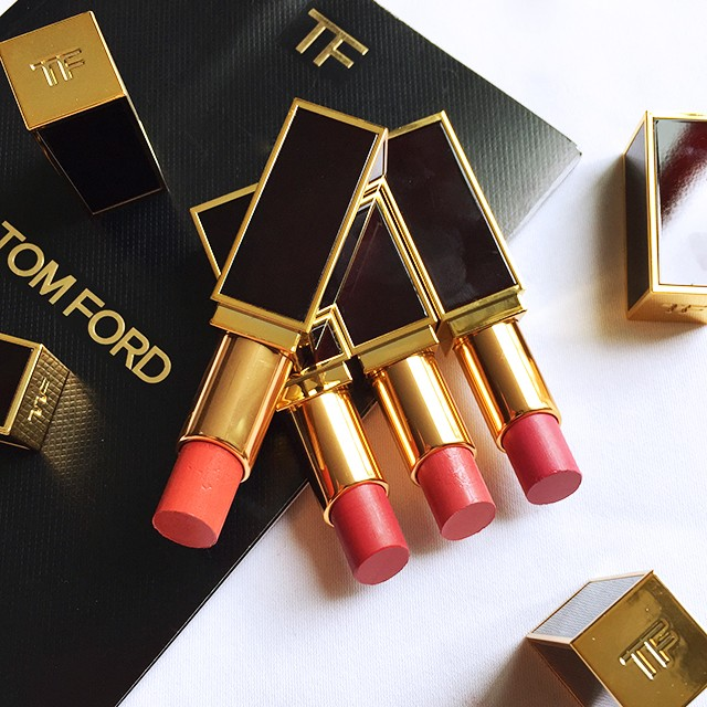 Tom Ford Lip Color Shines for Spring 2015 collection