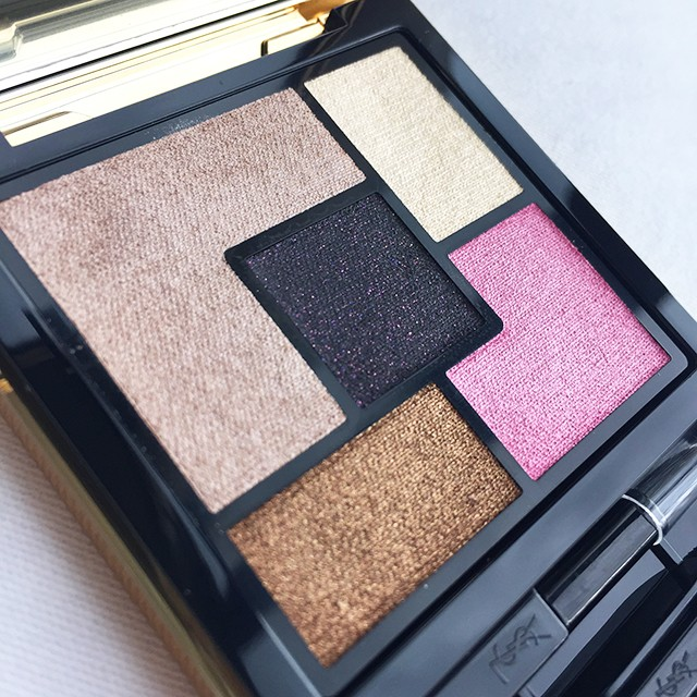 YSL Ombres de Jour Couture Palette for Spring 2015