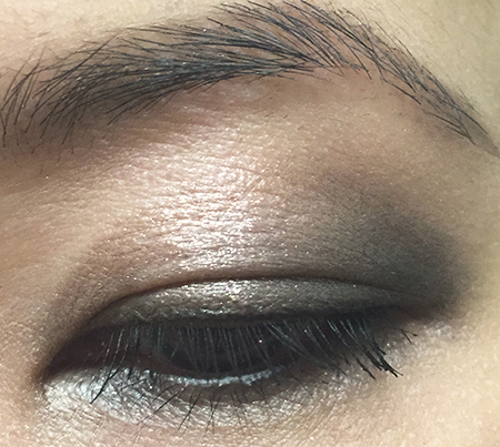 YSL Ombres de Jour Couture Palette smokey EOTD