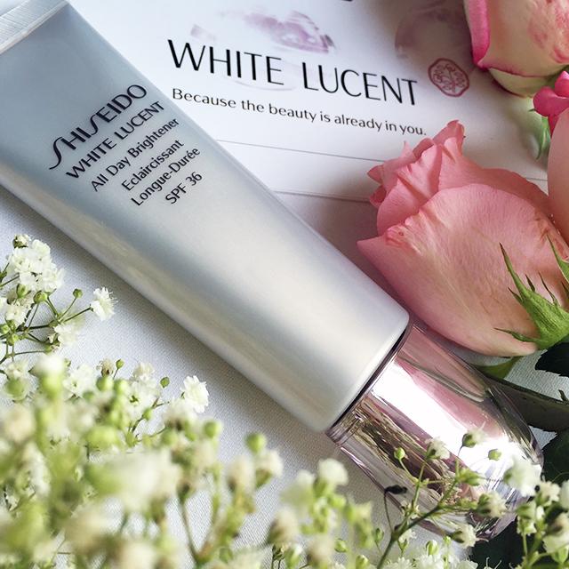 Shiseido White Lucent All Day Brightener SPF36