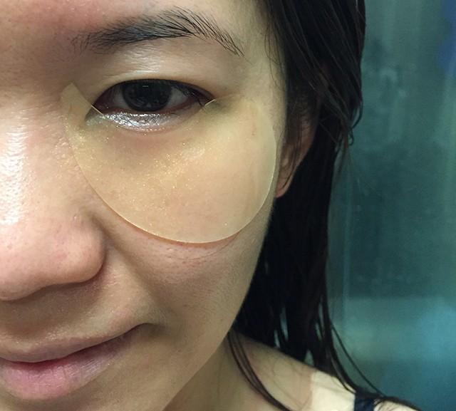The Face Shop Myeonghan Miindo Heaven Grade Ginseng eye patch