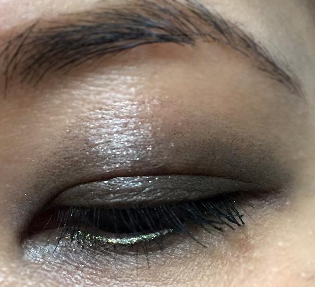 Tom Ford Cream Color for Eyes Spring 2015 EOTD