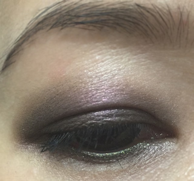 Tom Ford Eye Color Duo Ripe Plum wet EOTD resized
