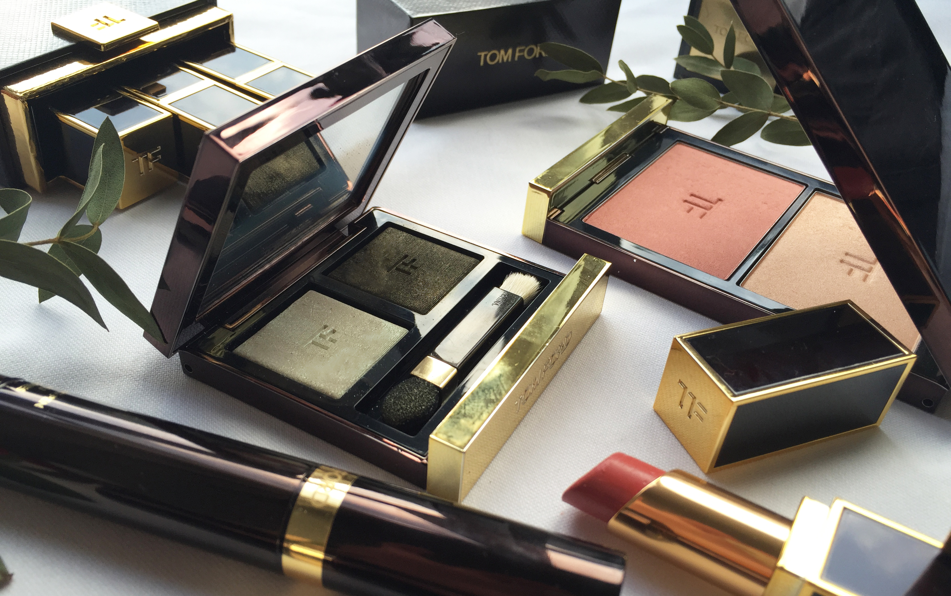 38fc70173d043 Tom Ford Eye Color Duo in Raw Jade for Spring 2015 - Silverkis  World