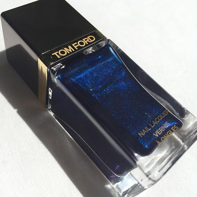 Tom Ford Nail Lacquer Indigo Night for Spring 2015
