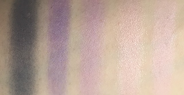 By Terry Eye Designer Color Design top row swatches