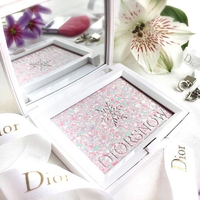 Dior Spring 2015 Le Neiges de Diorsnow Rainbow Powder