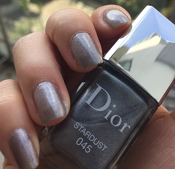 Dior Vernis Star Dust swatch close up