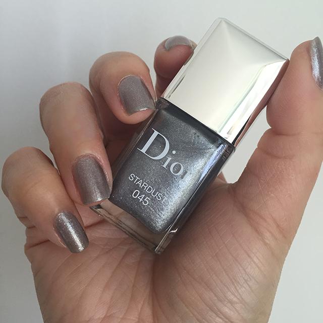 Dior Vernis Star Dust swatch
