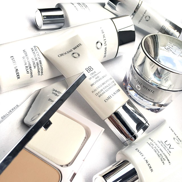Estee Lauder Crescent White Full Cycle Brightening system