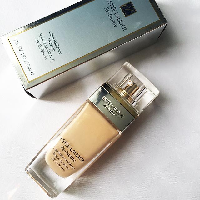 Estee Lauder Re-Nutriv Ultra Radiance Makeup