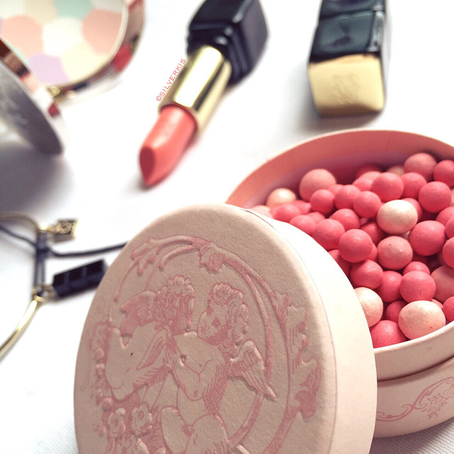 Guerlain Meteorites Perles de Blush & KissKiss Rosy Silk for Spring 2015