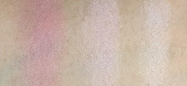 Addiction Blush Mix Pink Waves swatches