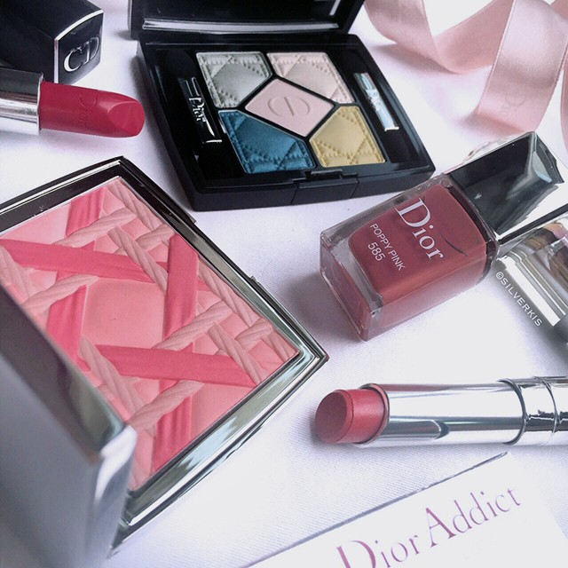 Dior World of Pastels Spring-Summer 2015 Collection