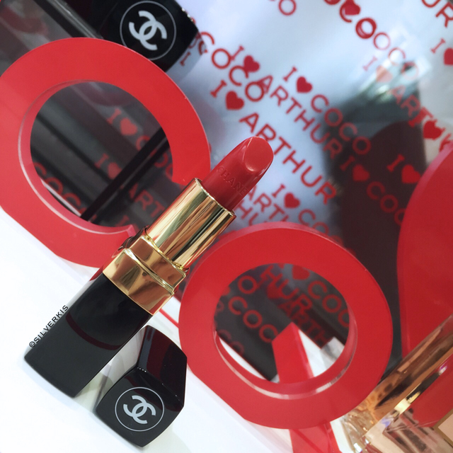 Chanel Rouge Coco Arthur