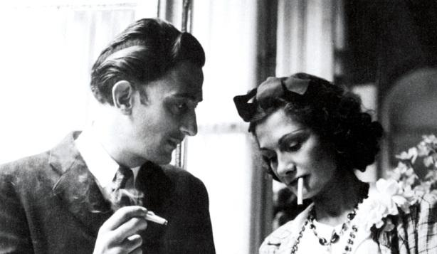 Coco Chanel and Arthur Capel